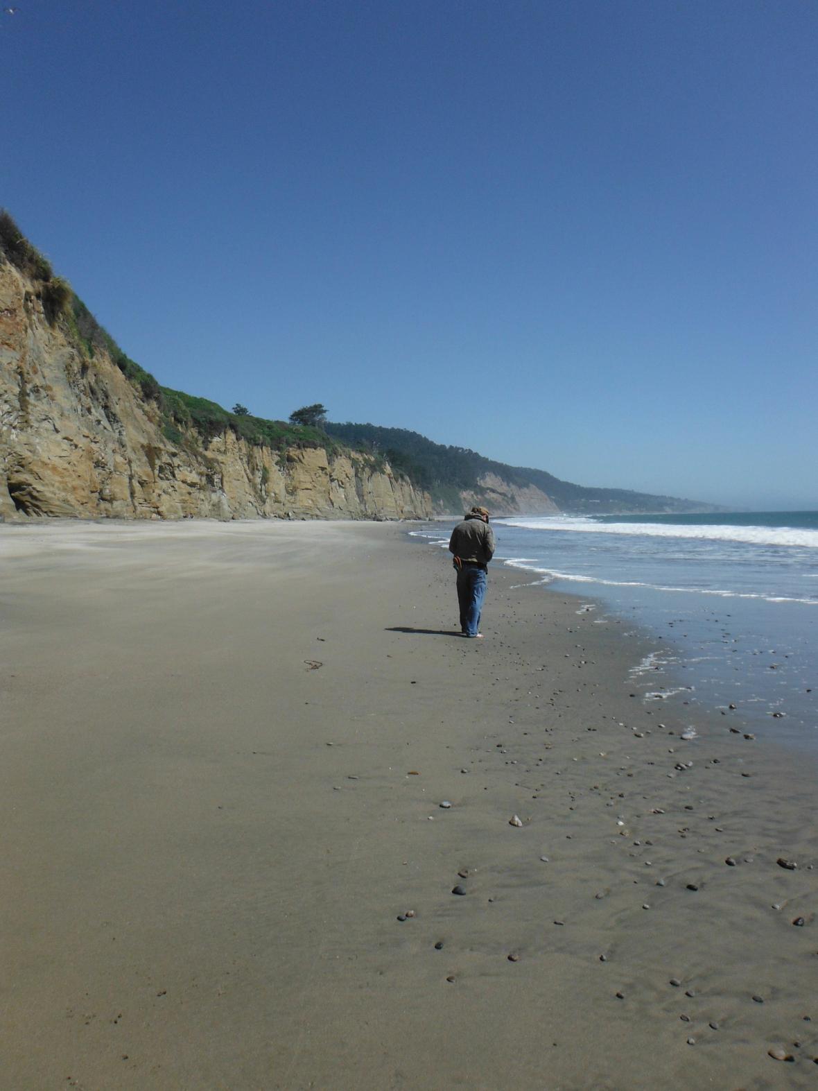 That's a beach!