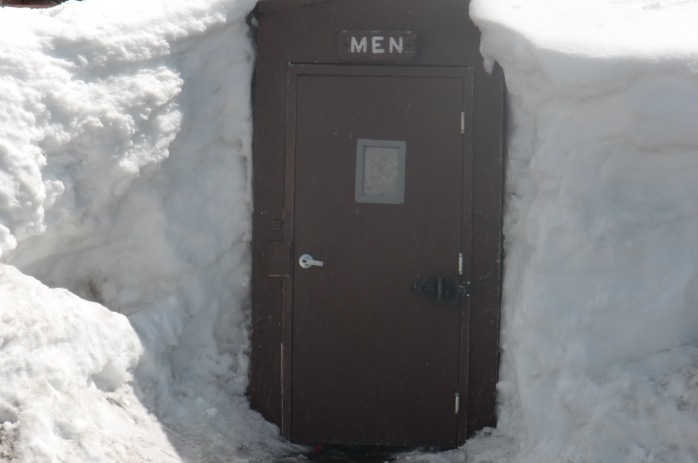 """Holy frozen toilet seat Batman!"""