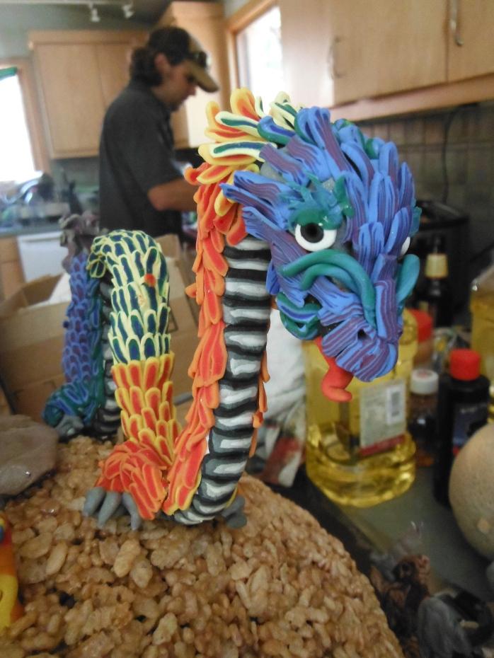 The Dad Goffie dragon