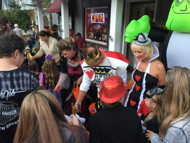 Boulder Creek Halloween 2