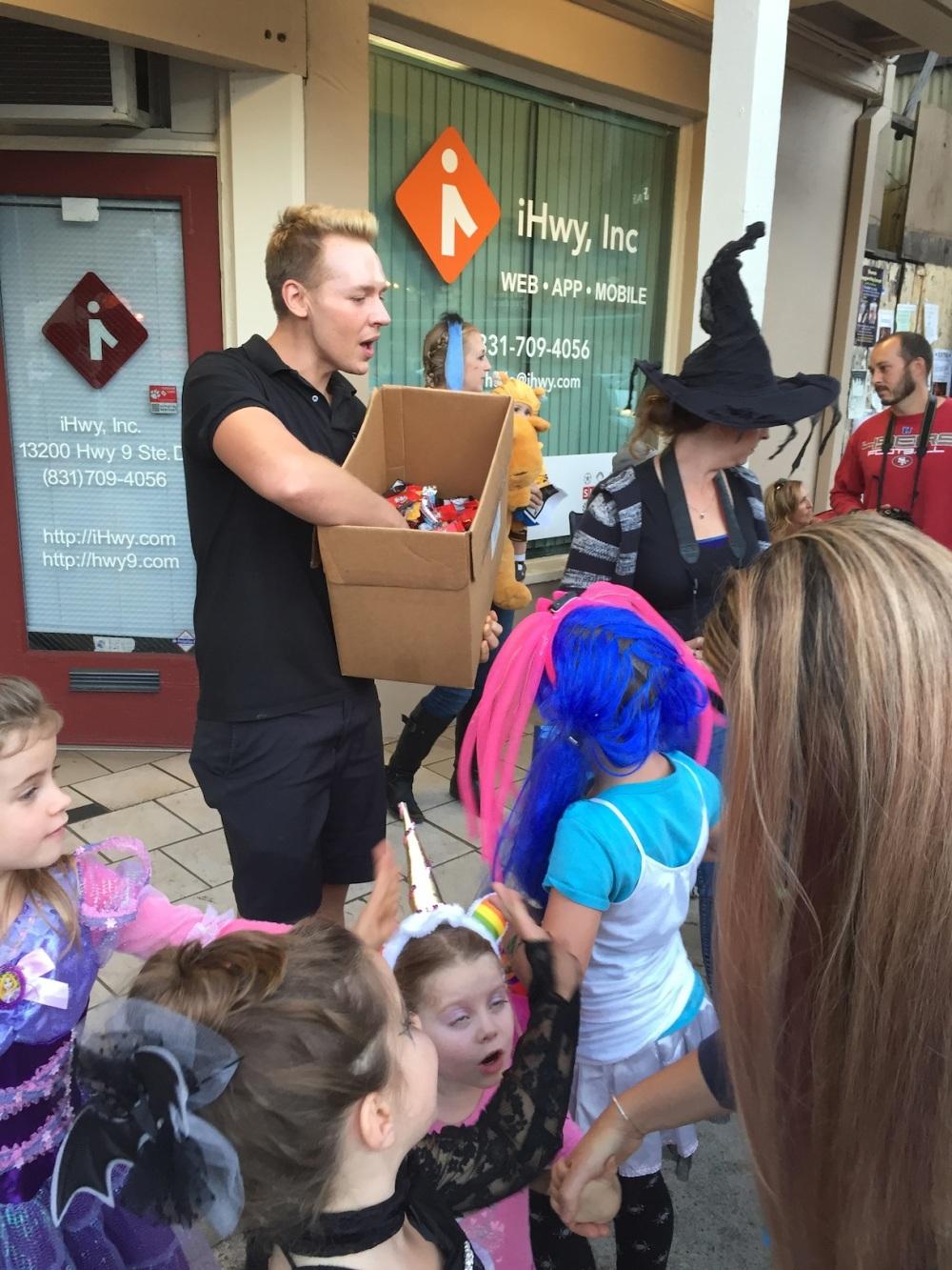 Boulder Creek Halloween 3