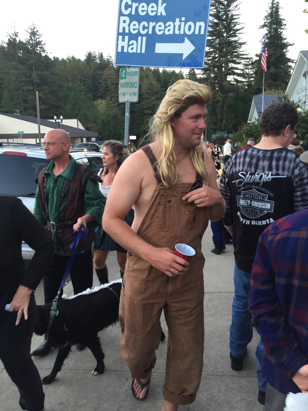 Boulder Creek Halloween 5