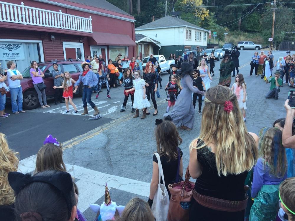 Boulder Creek Halloween thriller